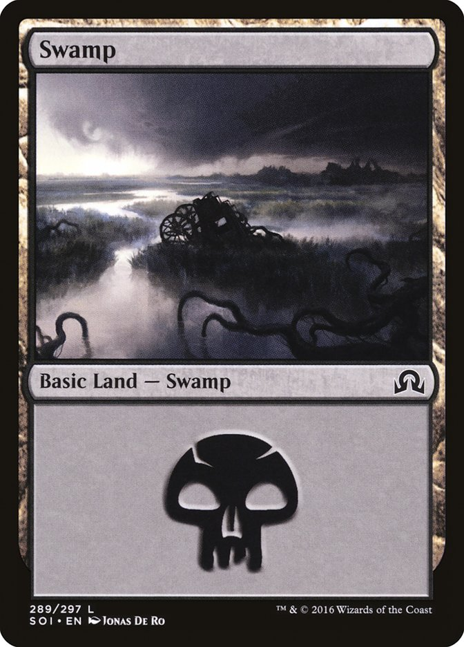 Swamp [Shadows over Innistrad] | Kobold's Keep