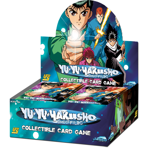 Yu Yu Hakusho Booster Box | Kobold's Keep