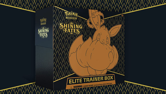 Shining Fates Elite Trainer Box | Kobold's Keep