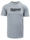Tracker 26 - Tracker Boats Logo Tee - Heather Grey