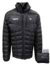 Tracker 04 - Men's Lightweight Packable Down Jacket (Black)