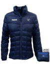 Tracker 10 - Ladies Lightweight Packable Down Jacket (Navy)