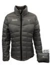 Tracker 09 - Ladies Lightweight Packable Down Jacket (Charcoal)