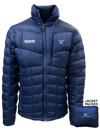 Tracker 06 - Men's Lightweight Packable Down Jacket (Navy)