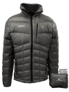 Tracker 05 - Men's Lightweight Packable Down Jacket (Charcoal)