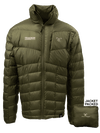 Tracker 07 - Men's Lightweight Packable Down Jacket (OD Green)