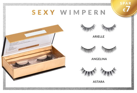 Sexy Wimpern