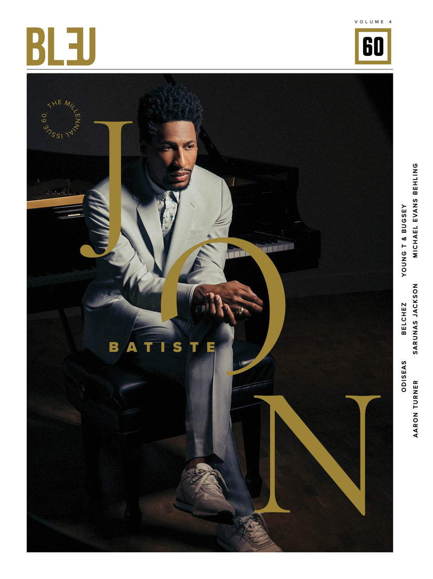 Issue 60 Jon Batiste