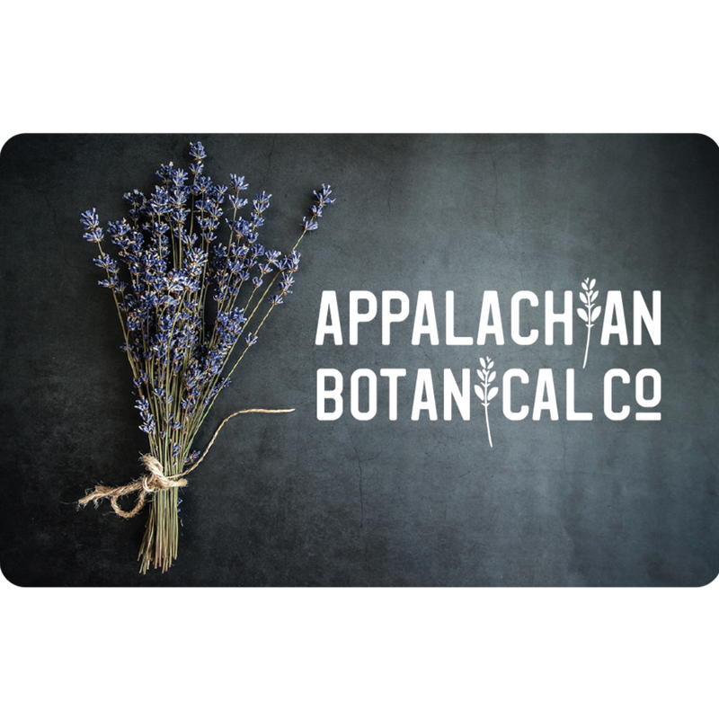 Appalachian Botanical Co. eGift Cards
