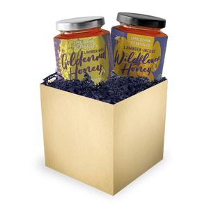 Lavender-Infused Honey Duo Gift Set