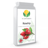 Rosehip Extract 5000mg & Vitamin C 120 Capsules food supplement
