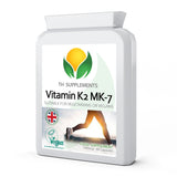 Vitamin K2 MK-7 100µg 60 Capsules food supplement