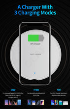 Load image into Gallery viewer, 10W Wireless Charger