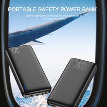 Load image into Gallery viewer, 20000mAh Portable PowerBank