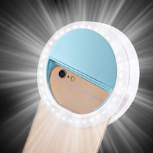 Load image into Gallery viewer, Selfie Led Ring
