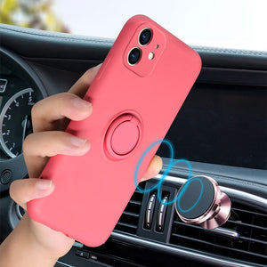 I phone Ring Holder Case