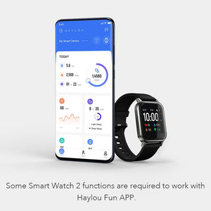Haylou Smart Watch