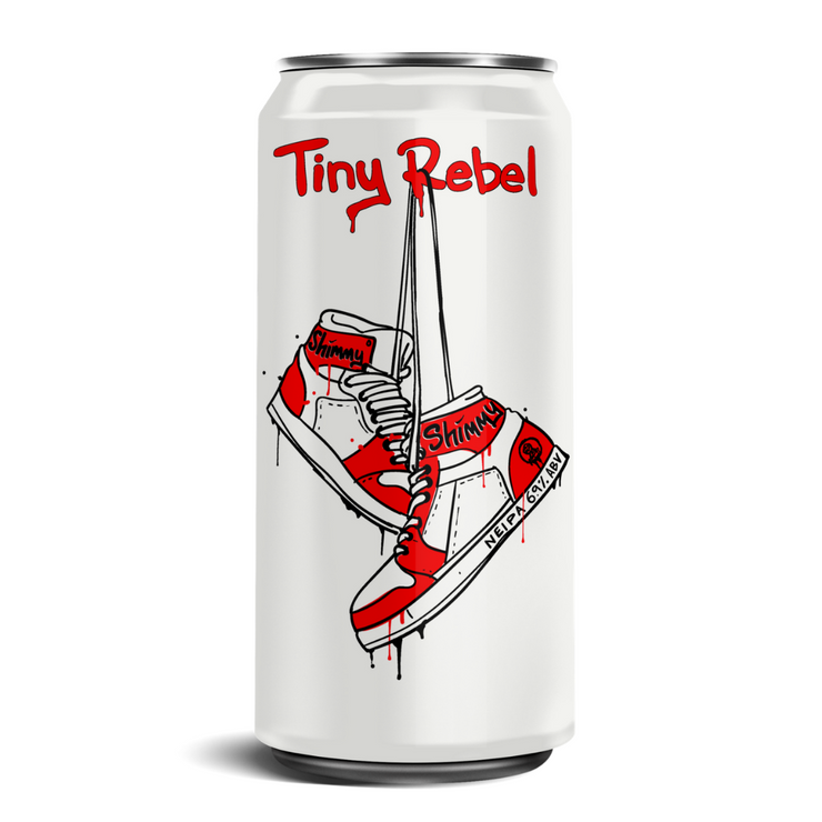 Tiny Rebel, Shimmy Shimmy