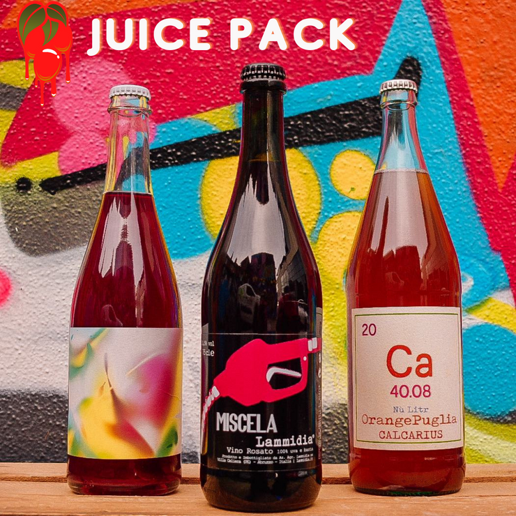 Juiced Wines | Juice Pack 2.0
