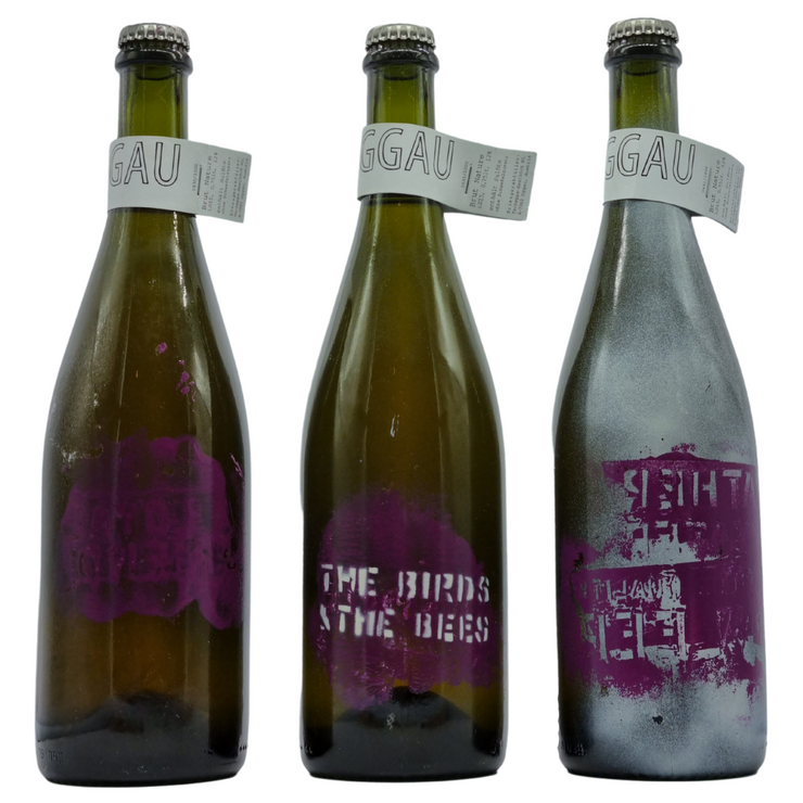 Killer Label Release v4: Gutt Oggau, Brut Nature 2011