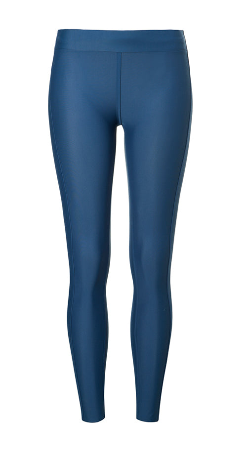 AEANCE Recycled Blue Long Tights