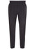 BASIC RIGHTS Black Wool Trousers