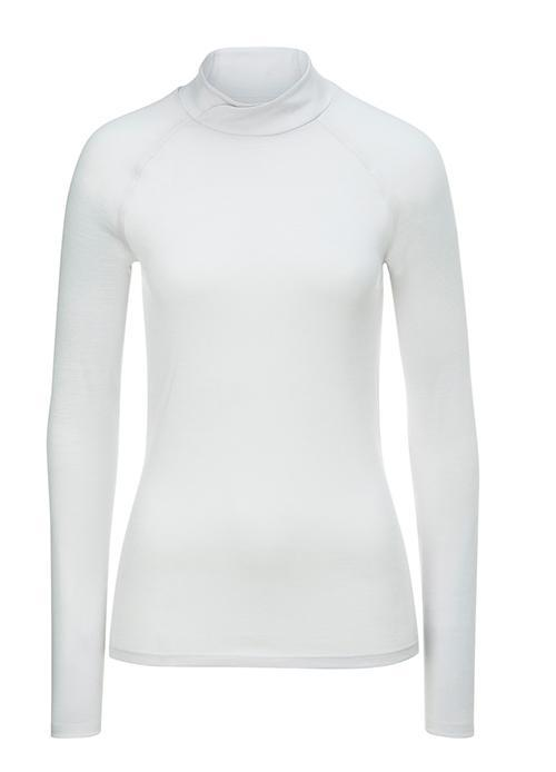 Light Grey Long Sleeve Jersey