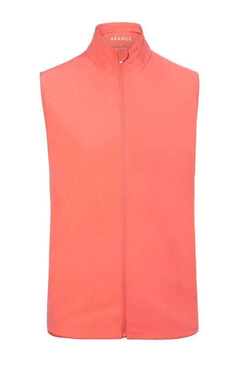 Recycled Coral Padded Vest