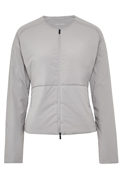 Recycled Grey Light Padded Jacket