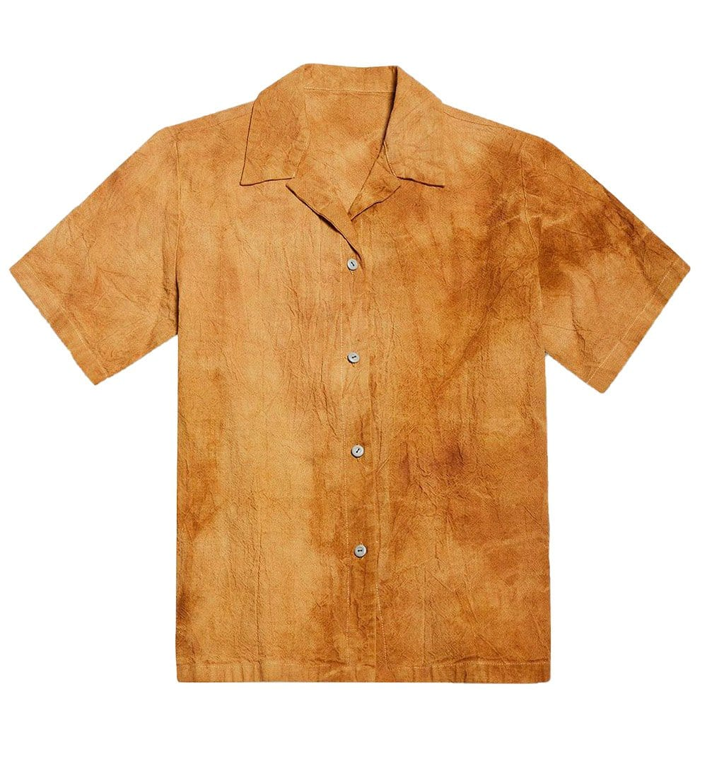 Organic Button Up Shirt