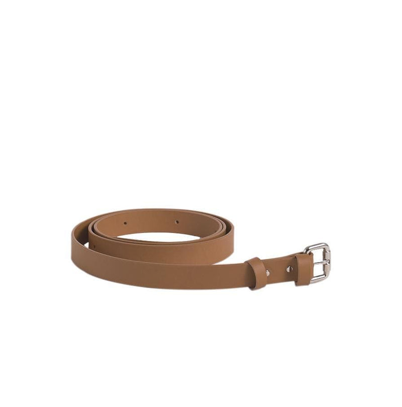 Caramel Reclaimed Leather Bag Belt