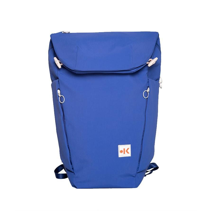 Blue Yoga Mat Backpack