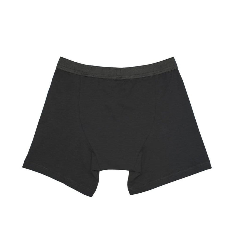 Organic Black Boxer Shorts