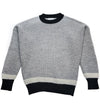 Victoria Prada Collection Grey Alpaca Jumper SlowCo