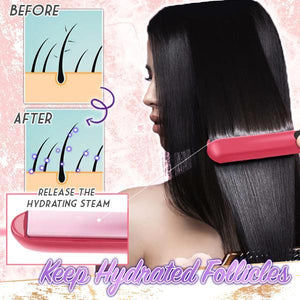 Hydro-Glam™  Hair Straightener