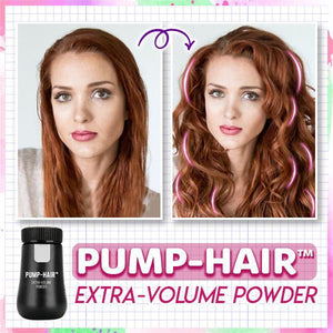 PUMP-HAIR™ Extra-Volume Powder