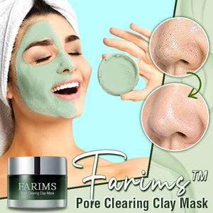 Farims™ Pore Clearing Clay Mask