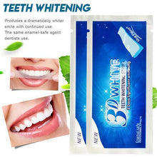 Load image into Gallery viewer, 3D Teeth Whitening Strips