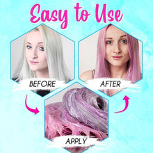Load image into Gallery viewer, GlamHair™ Pink Coloring Shampoo