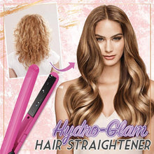 Load image into Gallery viewer, Hydro-Glam™  Hair Straightener
