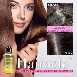 Hairadise™ Cleansing Micro-Exfoliating Shampoo