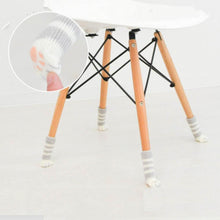 Load image into Gallery viewer, 4 Pcs/Set Table Chair Foot Cover Socks