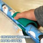Load image into Gallery viewer, Creative Wrapping  Paper Cutter