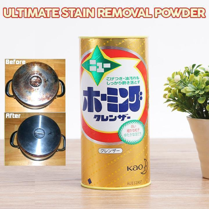 Ultimate Stain Removal Powder
