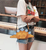 Load image into Gallery viewer, Baby Dinosaur Cross Bag