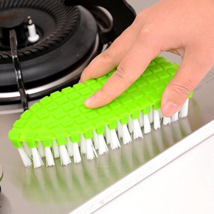 Flexible Scouring Brush