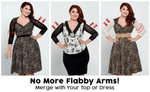 Load image into Gallery viewer, Ultimate Slimming Arm Shapers