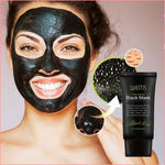 Load image into Gallery viewer, Charcoal Cleansing Peel Off Black Mask