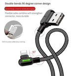 Load image into Gallery viewer, L Shape Fast Charging Cable