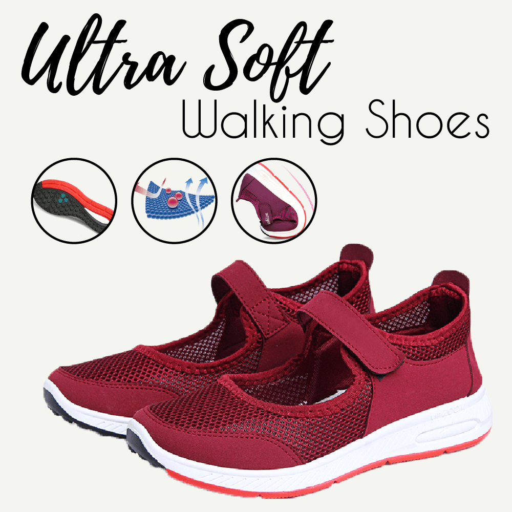 Ultra Soft Walking Shoes